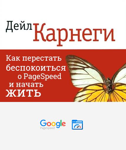 Почему Google PageSpeed может навредить Вашему сайту